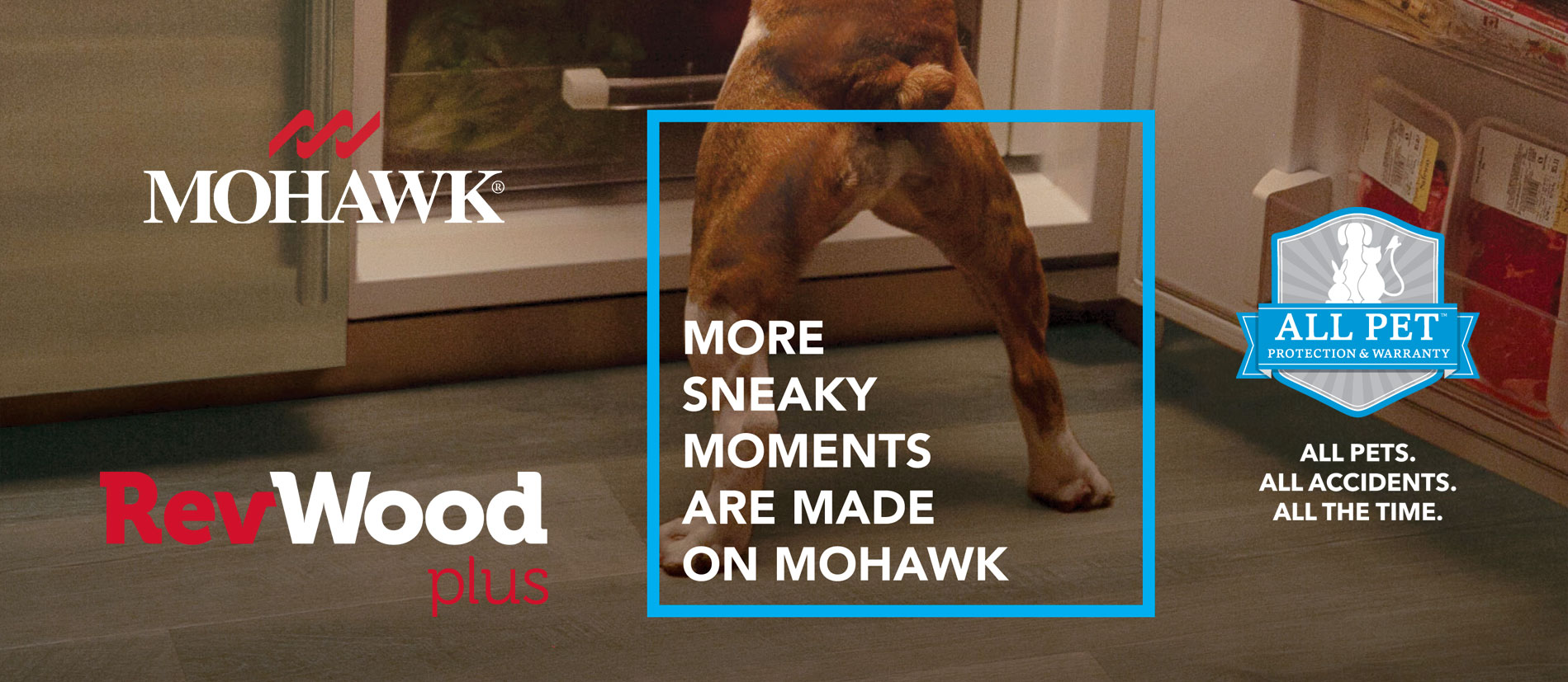 Revwood Plus Waterproof Flooring System