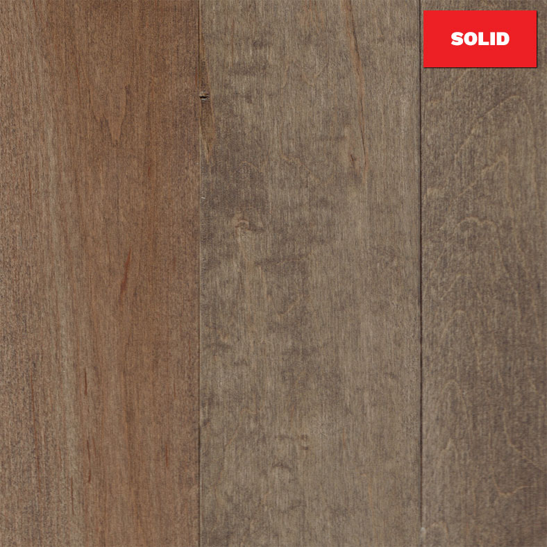 Solid Hardwood: USA Rockford - Flint Maple